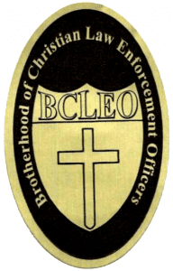 Brotherhood of Christian Law Enforcement Officers logo